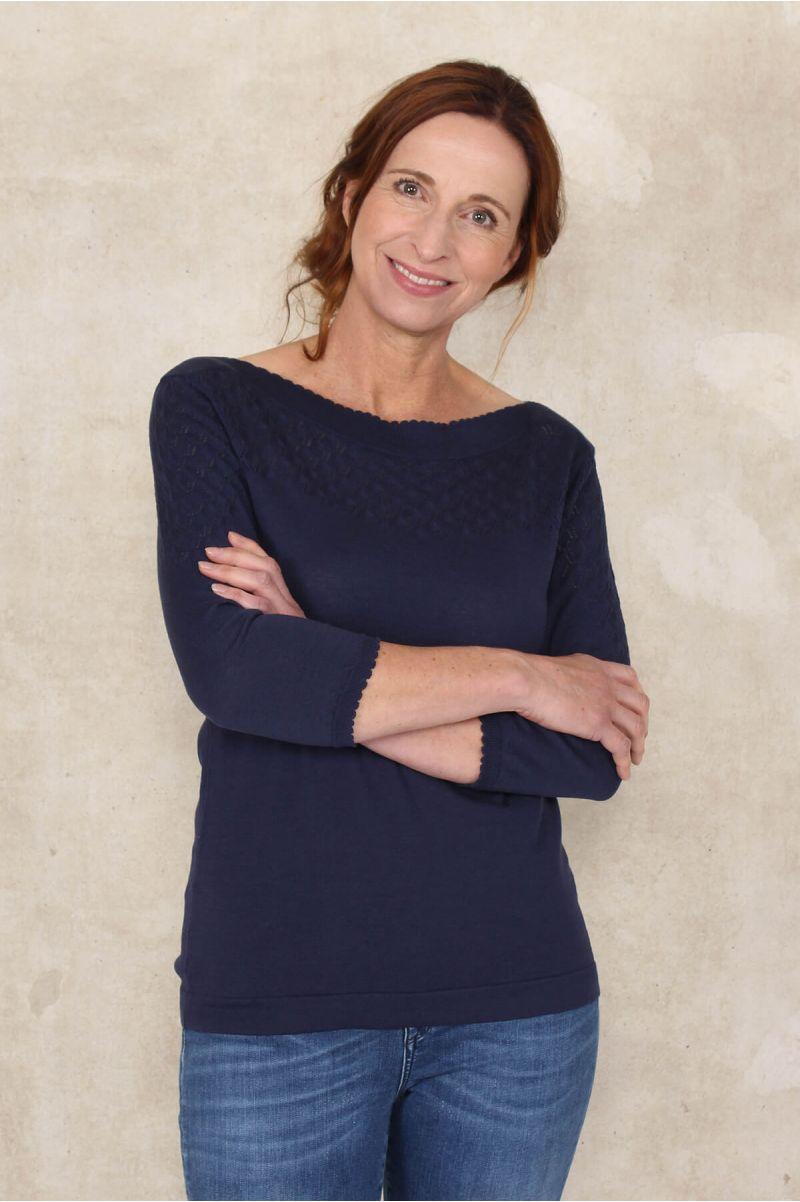 Annina - navy
